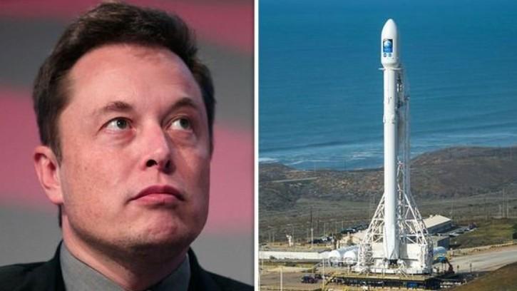 Elon Musk twitrer igjen.