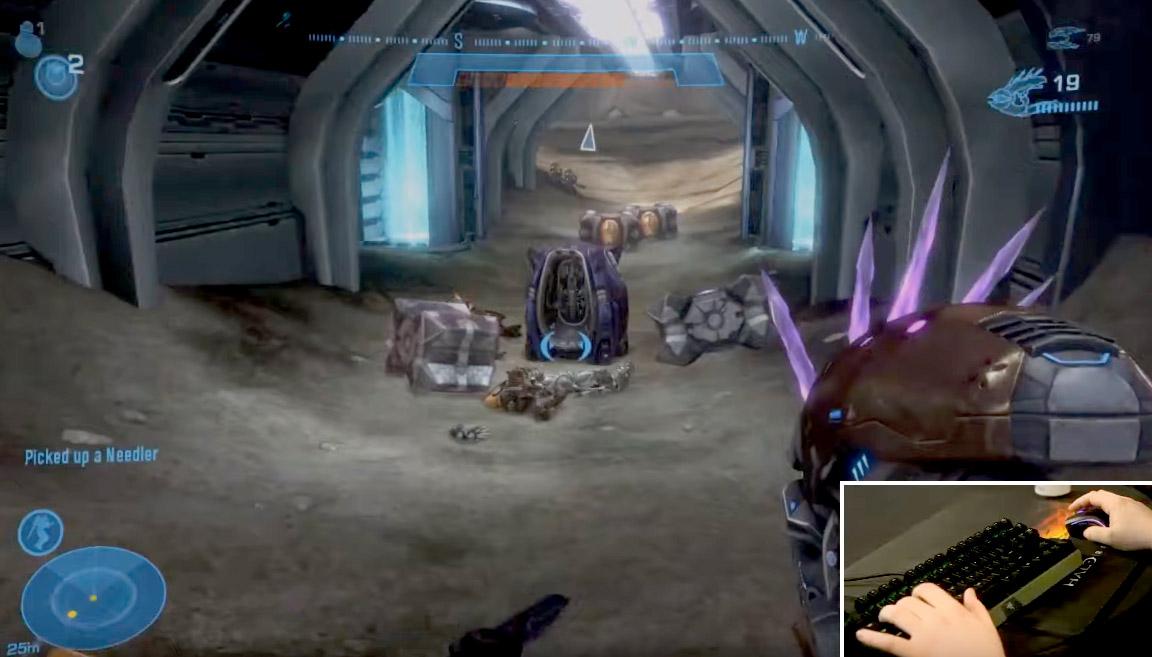 Slik ser Halo:Reach ut på PC