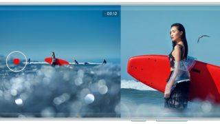 Nye Huawei P30 og P30 Pro lar deg dele videoskjerme i to under opptak.