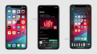 """iOS 13 får """"Dark Mode"""" og flere andre nyheter"""