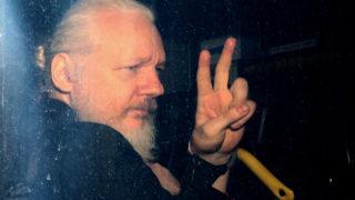 WikiLeaks-lederen tiltalt av USAs justisdepartement