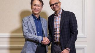 Sony og Microsoft inngår nytt samarbeid