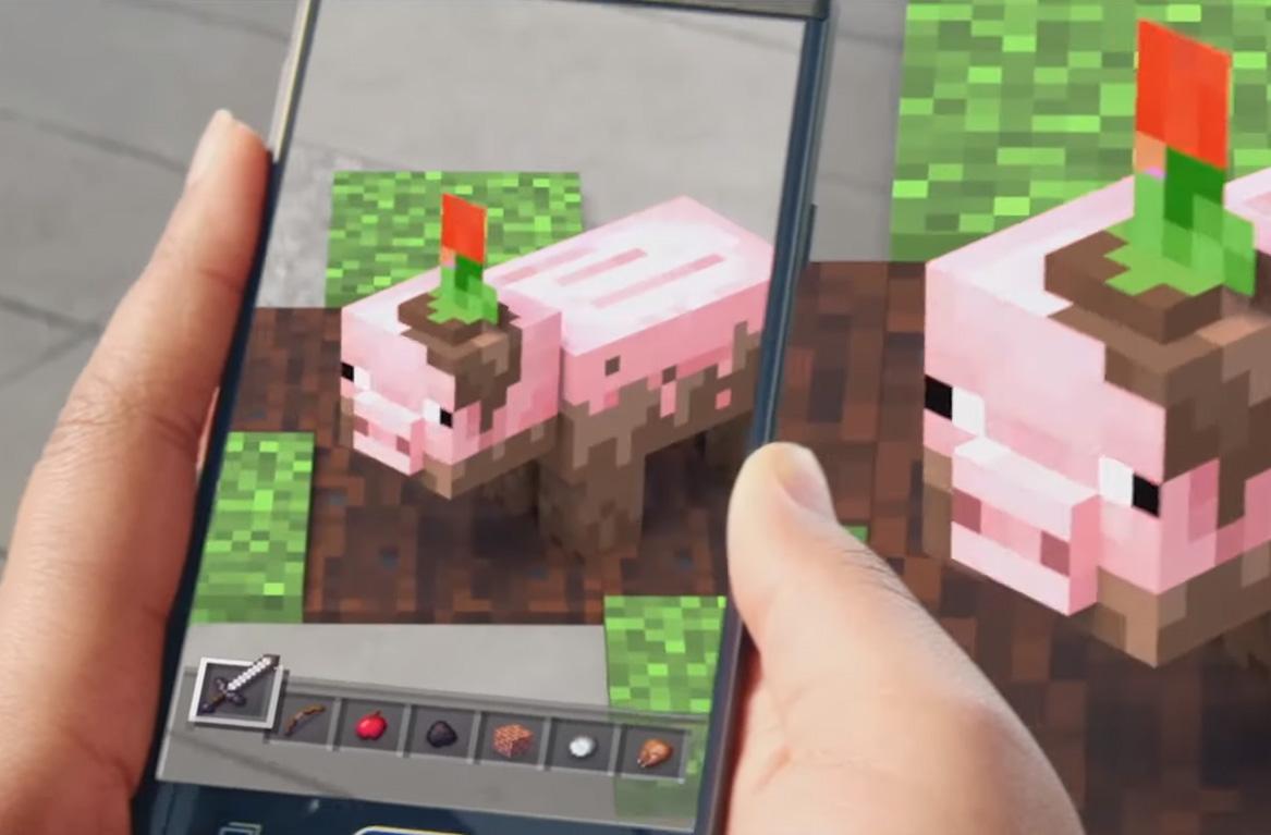 Sjekk ut Minecraft i