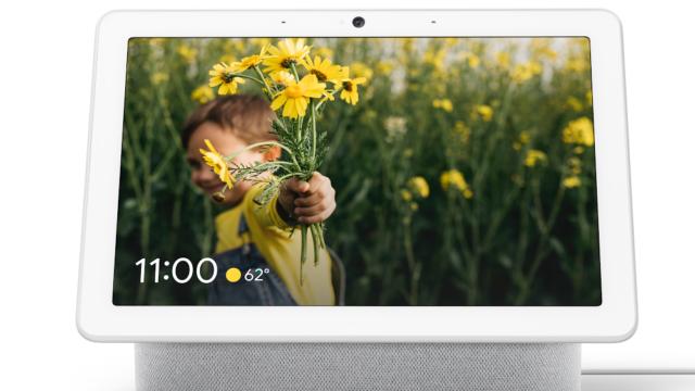 Google-maskinvare er nå under Nest-merkevaren - dette er nye Nest Hub Max