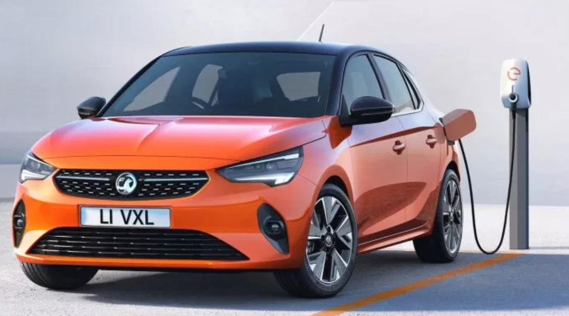 Opel lanserer sin første el-bil, Corsa-e