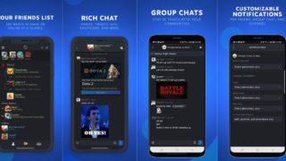 Steam har lansert dedikert applikasjon for Chat på Android og iOS