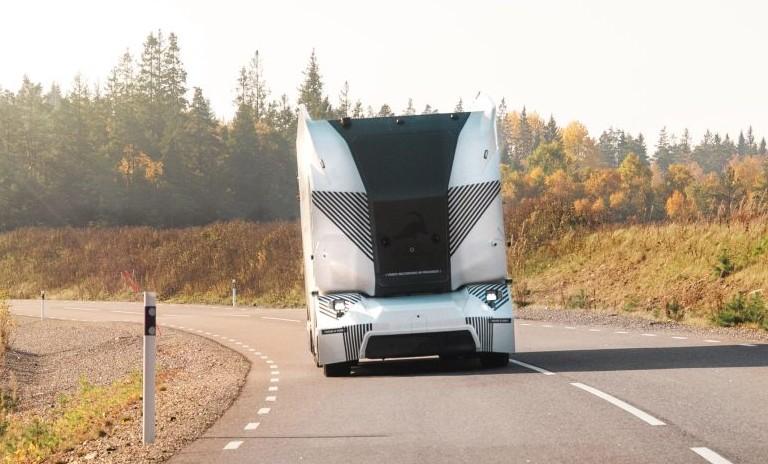 Selvdrevne lastebiler en realitet i Sverige