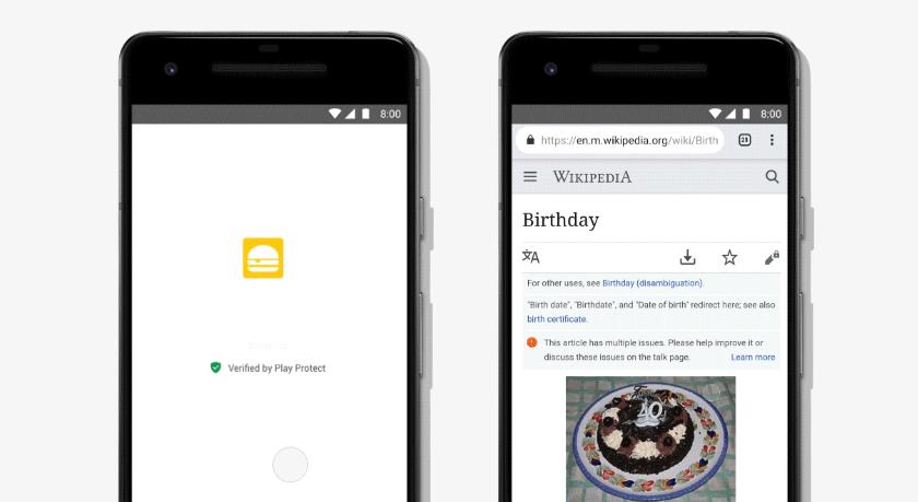 Snart får du mulighet til å gjøre dette på Android mens du oppdaterer