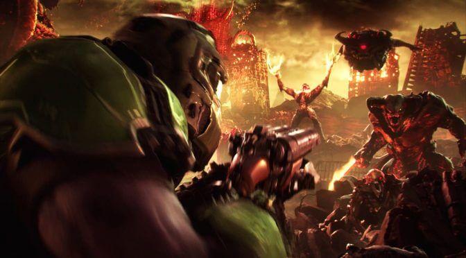 Om to dager holder de E3-konferanse - nå frister de med teaser for Doom Eternal