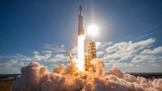 Falcon Heavy oppdrag