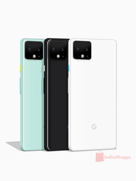 google-pixel-4-ny-farge-mint-grønn