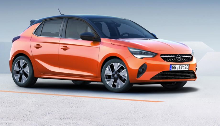 Opels helelektriske Corsa-e kan nå reserveres
