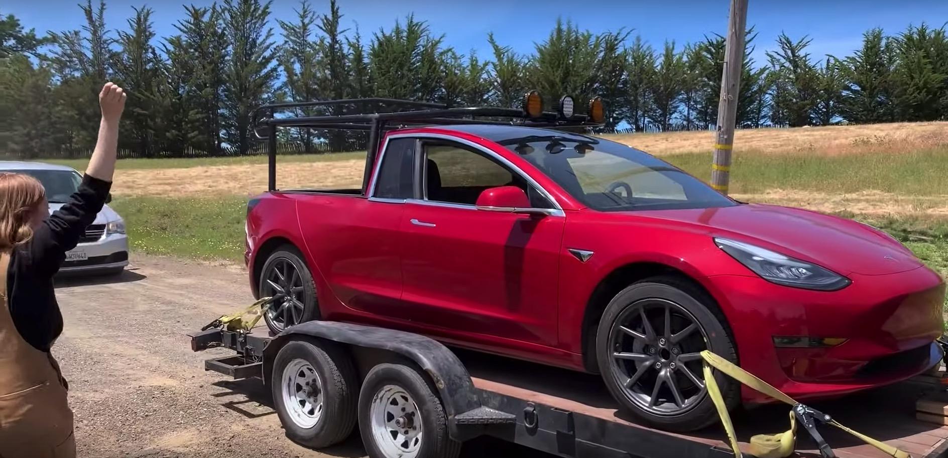 Tesla Pickup uoriginal