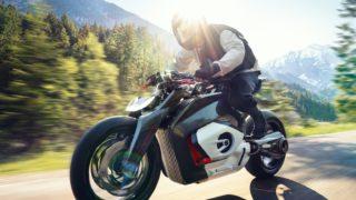 BMW elektrisk motorsykkel