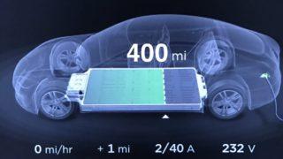 Tesla-sjefen: - Kan snart kjøre 650 kilometer på én fullading