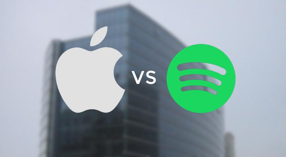 Apple svarer til EU på Spotifys monopol-påstander