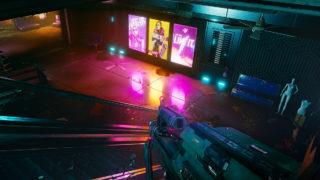 Cyberpunk 2077 får ray-tracing med Nvidia