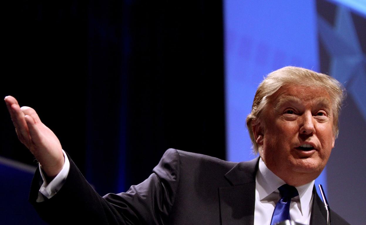 President Trump vurderer monopoli-bøter mot store IT selskaper