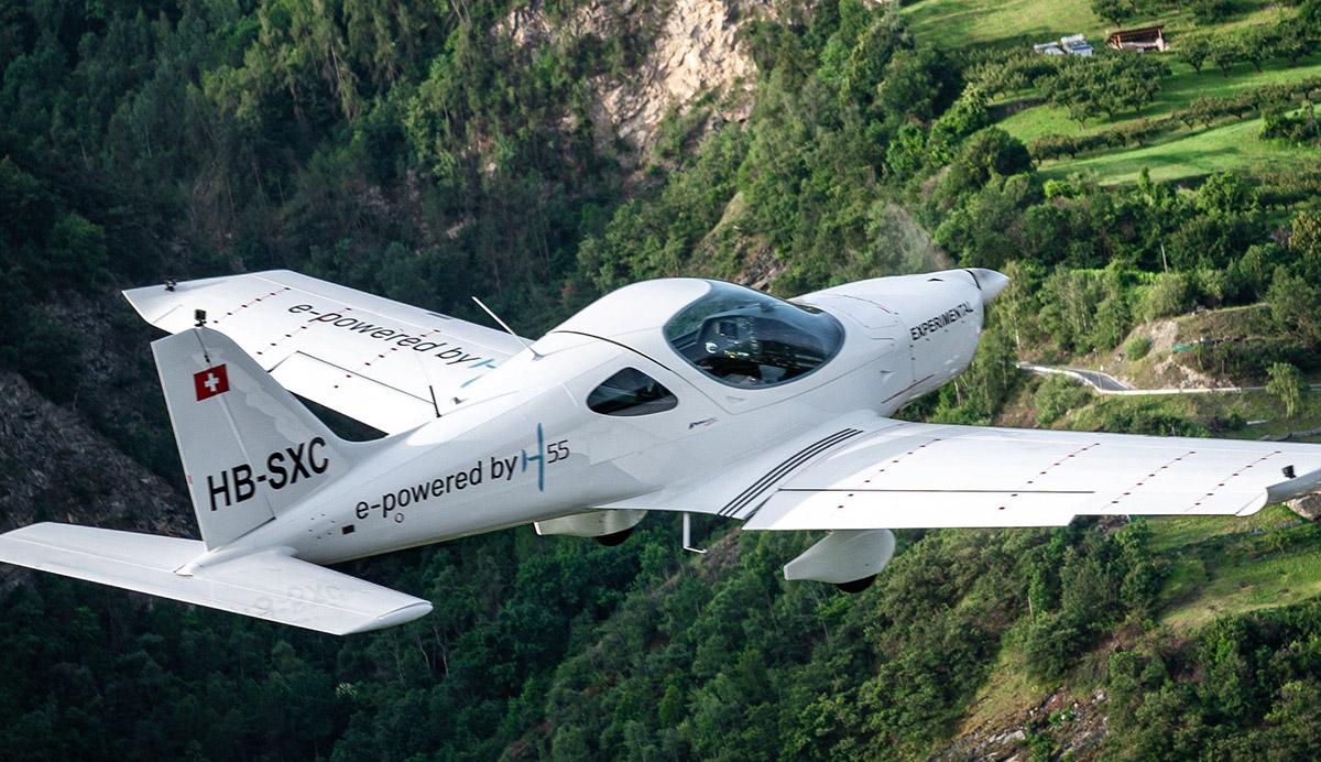 Dette el-flyet kan kjøre 90-minutter på en lading