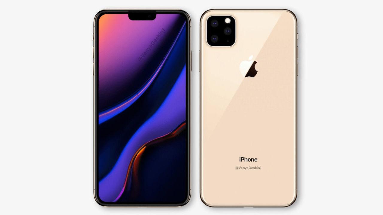 iPhone 11 konsept