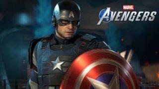 """Her er den første traileren for """"Avengers""""-spillet"""