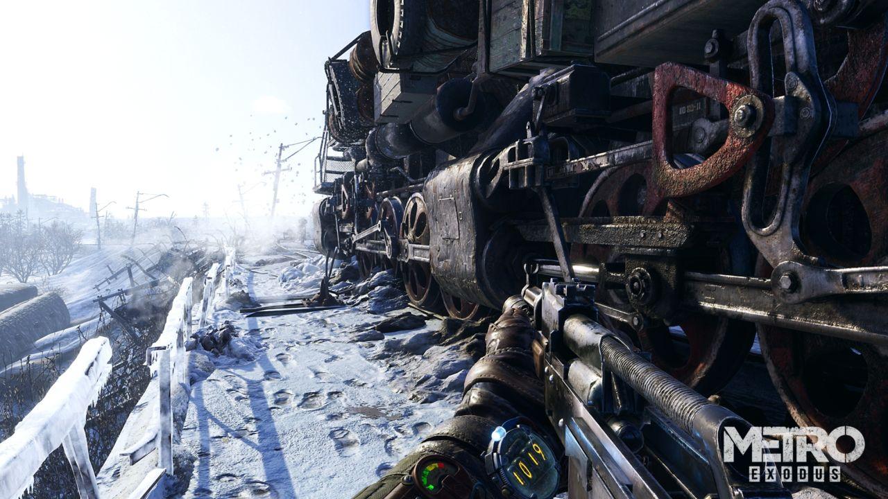 Venter du fremdeles på Metro Exodus fordi du ikke ønsker å handle fra Epic Games Store?