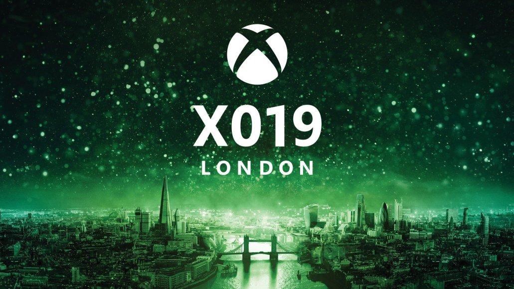 Neste XO19 arrangement for Xbox holdes i London