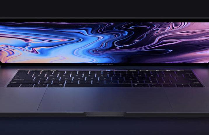 """Slik ser nye 13"""" Macbook Pro ut på innsiden"""