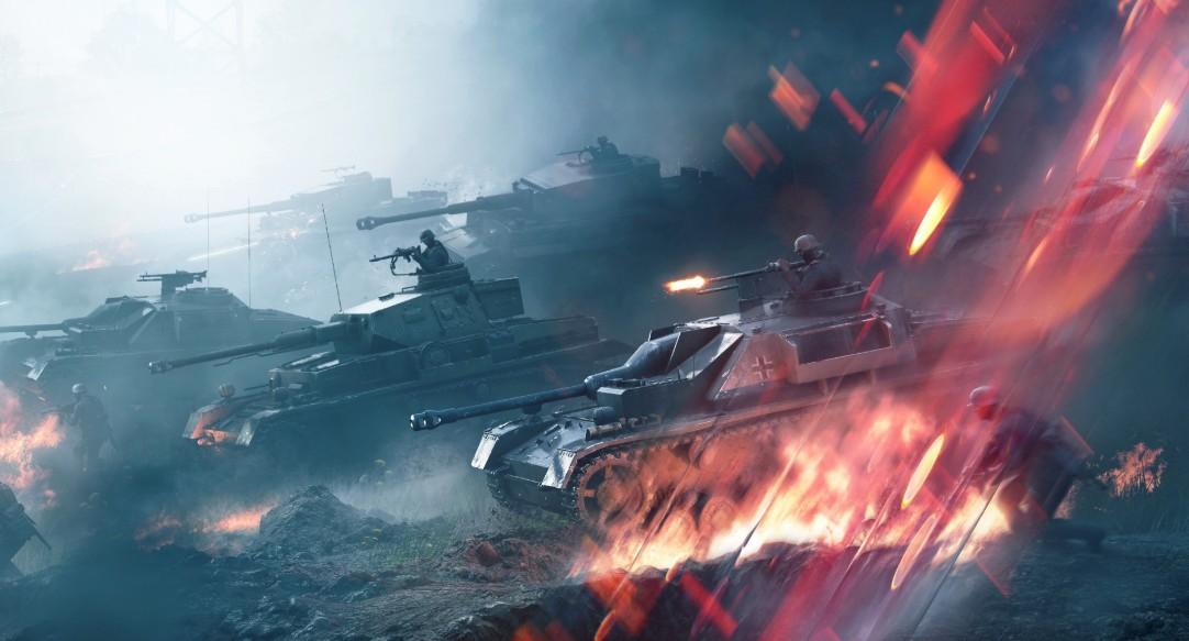 Fremdeles usynlige spillere i Battlefield V