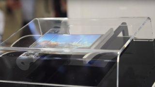 Samsung rullbar skjerm