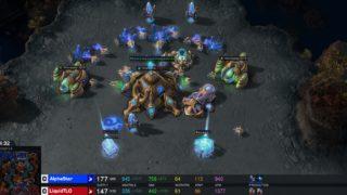 DeepMind Starcraft AI