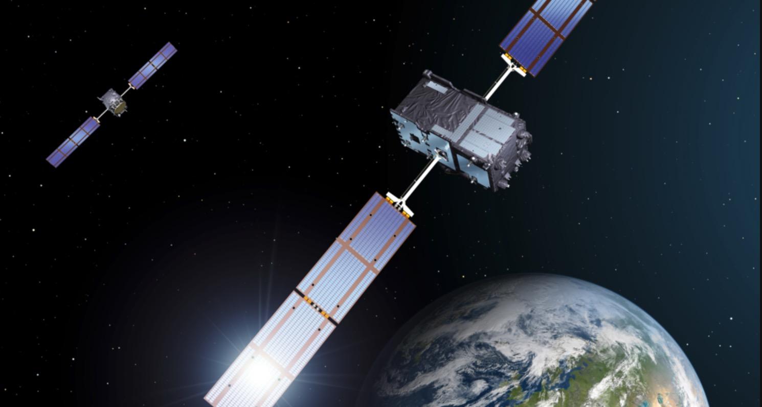 Galileo satellitt