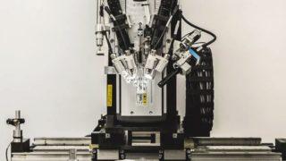 Symaskin robot Neuralink