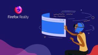 Oculus Quest VR Firefox