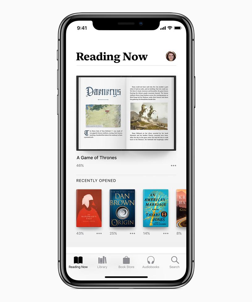 Apple Bøker
