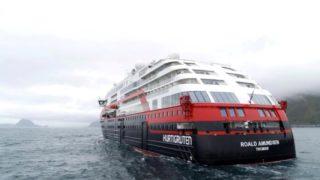 elektrisk-cruiseskip-hurtigruten-ms-roald-amundsen