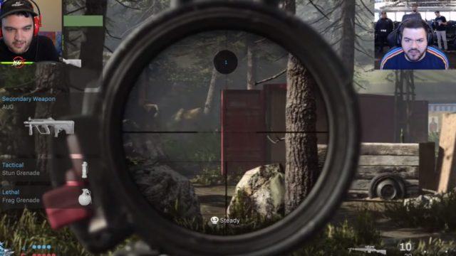 Watch the gameplay of Call of Duty: Modern Warfare!