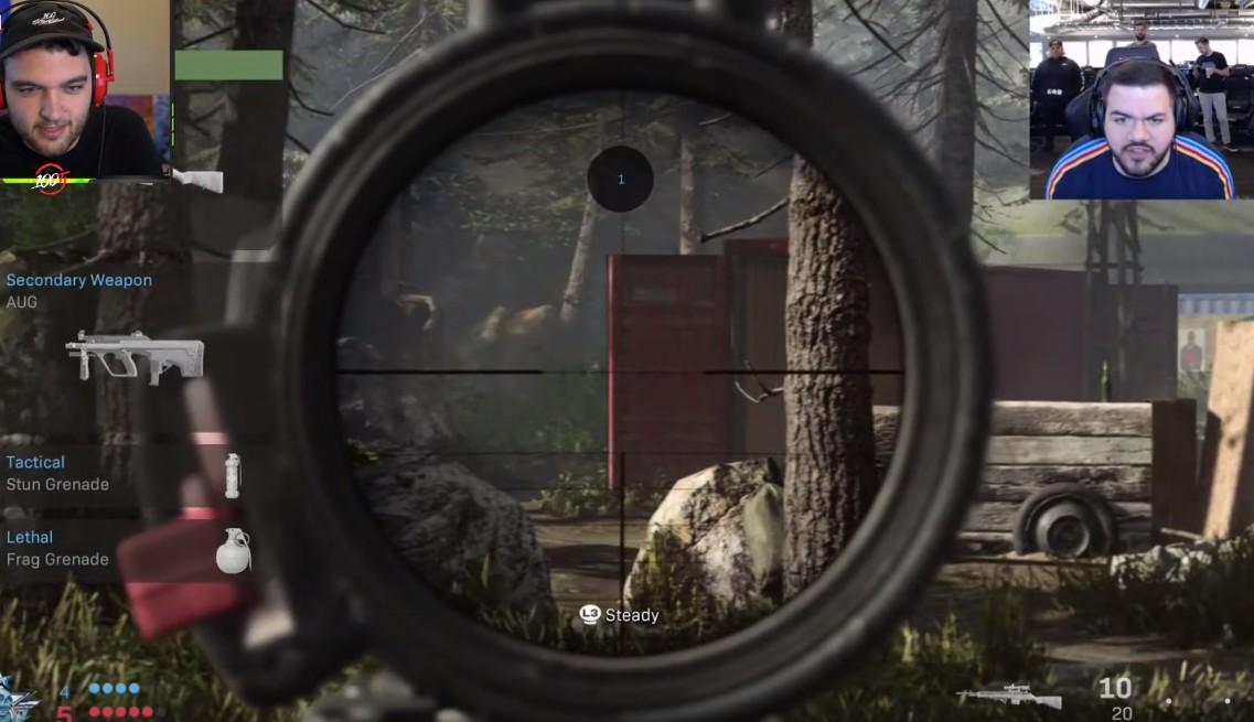 Første gameplay av Call of Duty:Modern Warfare