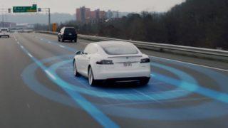 Tesla autopilot kildekode
