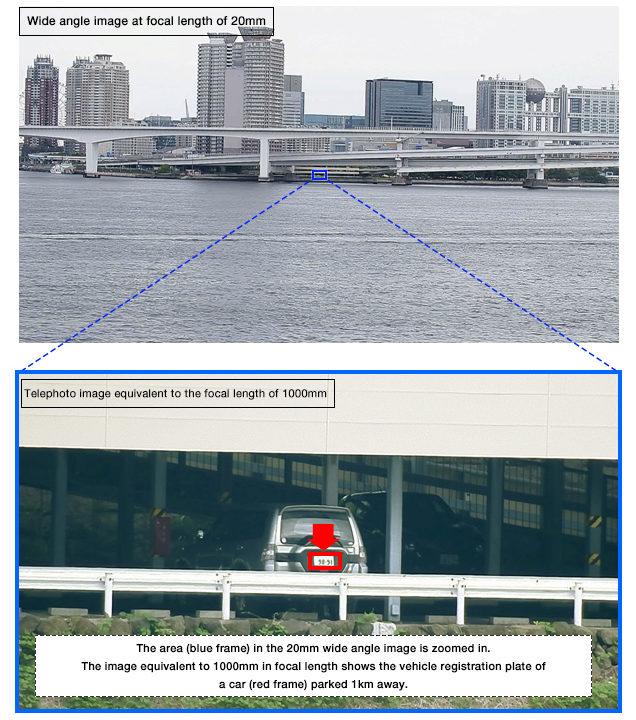 Fujifilm overvåkningskamera