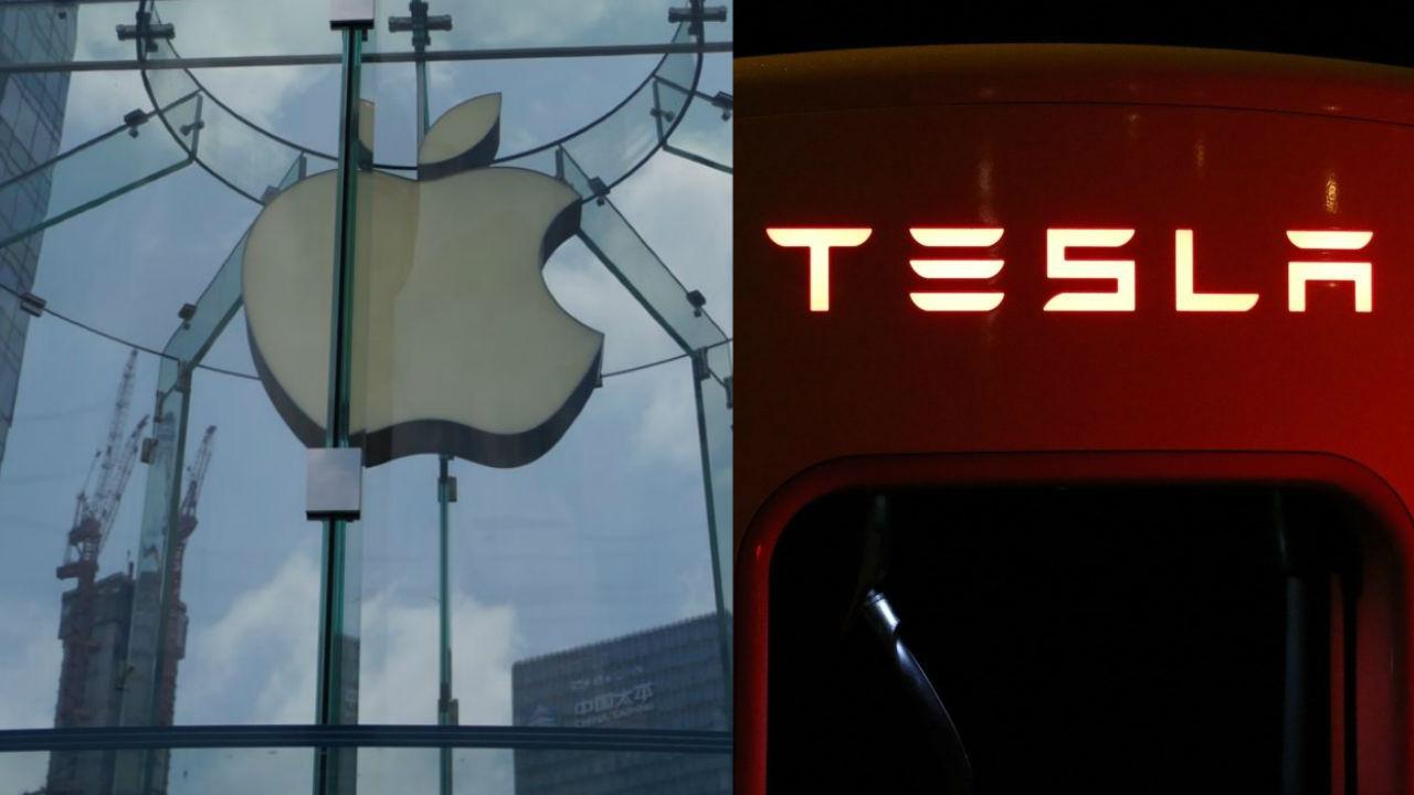 Tesla Apple Project Titan