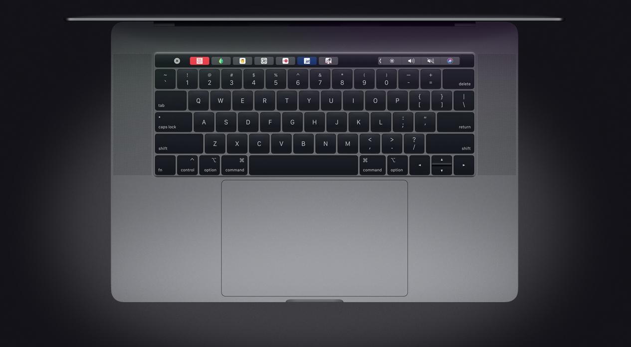 Dette tastaturet er trolig det første i verden som kan