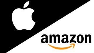Apple Amazon avtale
