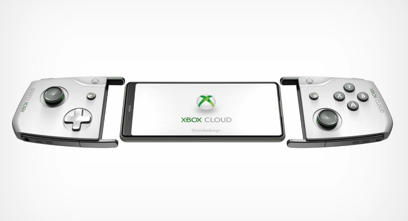 Xbox håndholdt