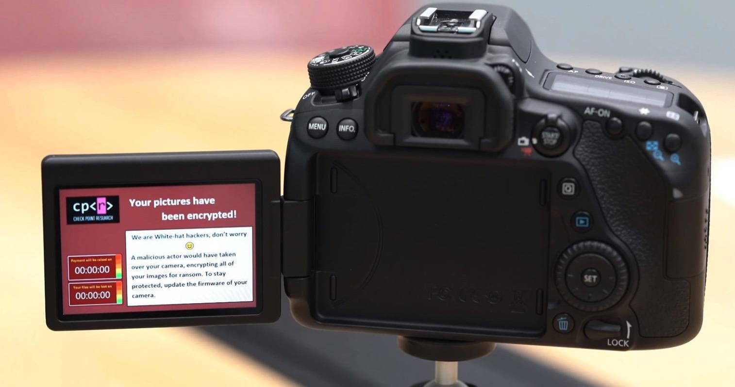 DSLR-kamera hacking