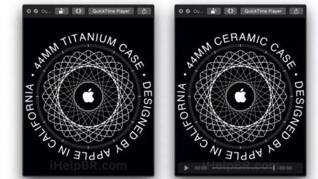 Apple watch nye modeller