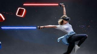 Beat Saber er en av must-titlene til Oculus Quest.