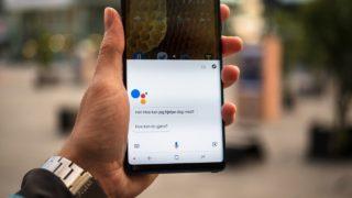 Google Assistant norsk stemme