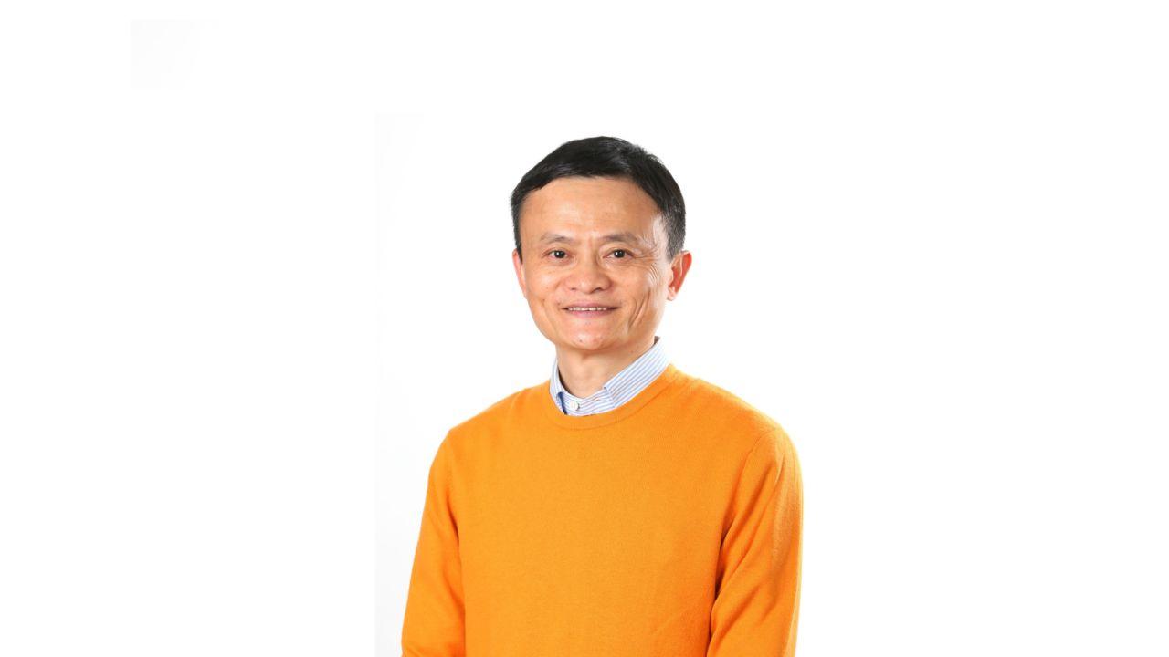 Jack Ma gir seg som Alibaba-sjef