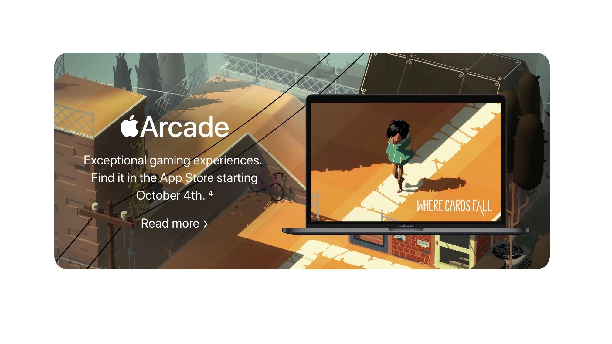 apple-danmark-arcade-macos-catalina